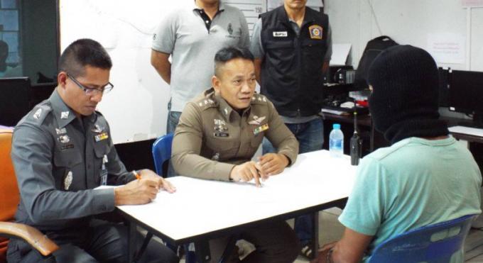 La police arrête le voleur de lingerie