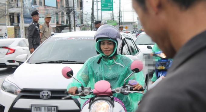 La police renforce sa campagne de sécurité routière après un bon de 30% du nombre de morts