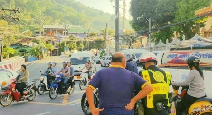 Aucun décès sur les routes de Phuket lors du Jour 3 de Songkran