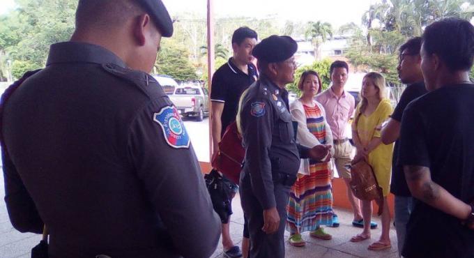 Mort d'un touriste chinois, probablement un coup de chaleur