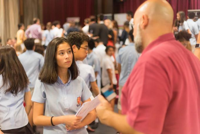 Un porte vers le succès : BISP attire des recruteurs des plus grandes universités mondiales