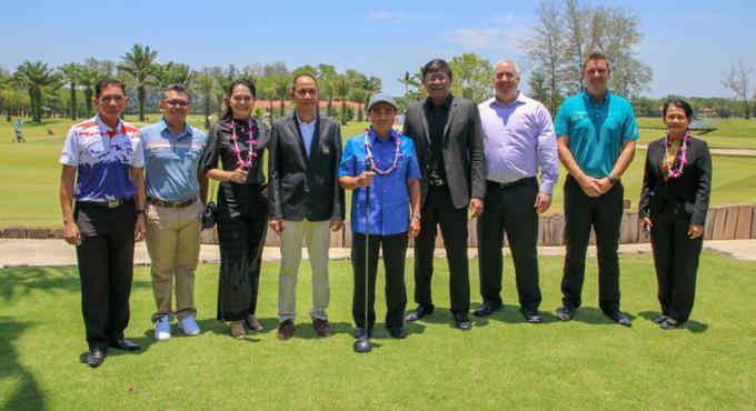 Phuket accueillera le Singha Laguna Phuket Open 2018 le mois prochain