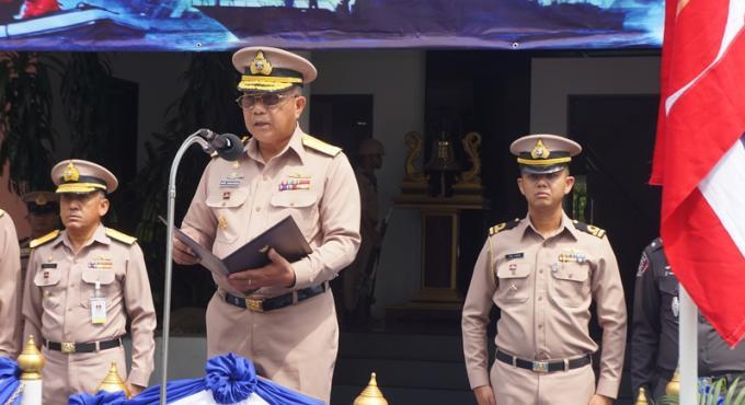 La Marine Royale Thaïe réalise des exercices de défense en mer