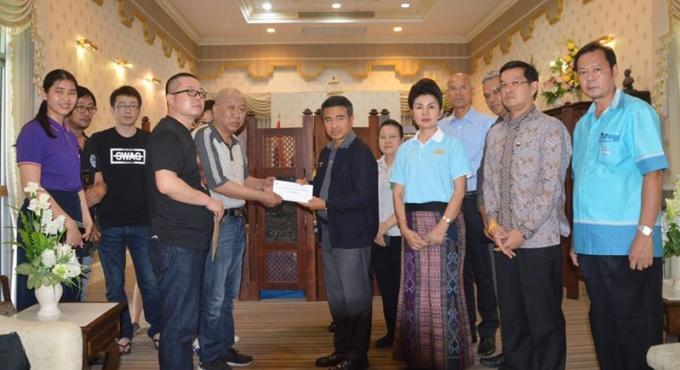 Le gouverneur de Phuket offre une compensation financière à la famille de la seule victime de la r