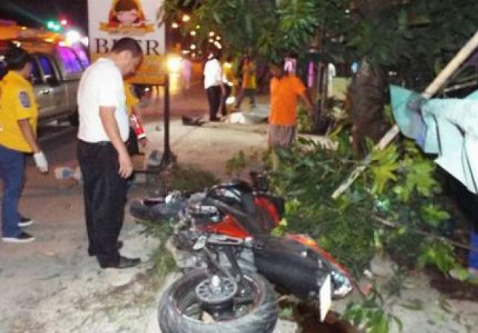 Accident de moto, 1 mort, 2 blessés dans un état critique