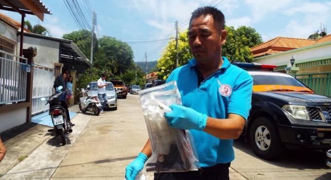 Un thaï de 30 se suicide par balle