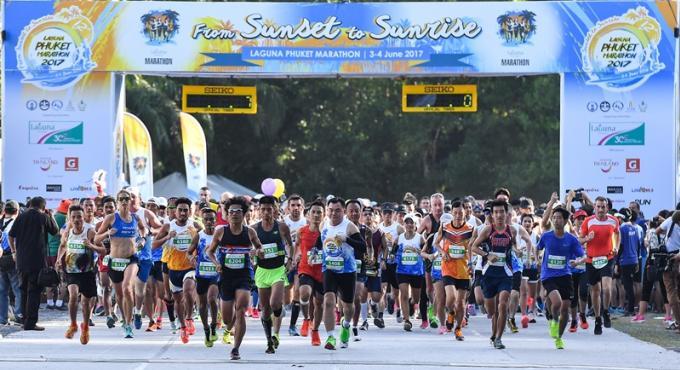 Laguna Phuket Marathon revient pour sa 13ème édition
