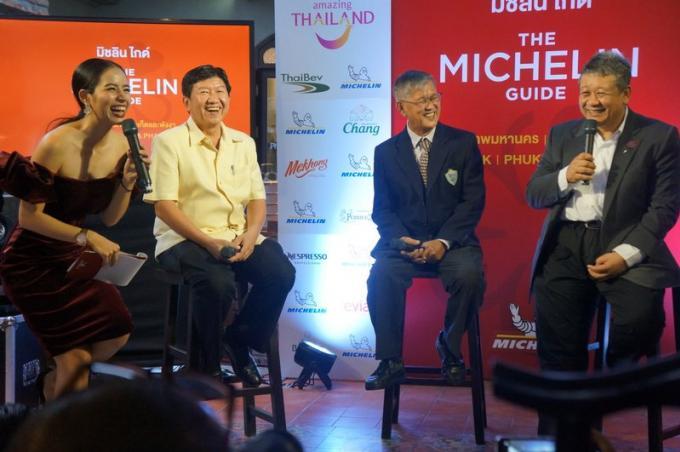 Phuket et Phang Nga ajoutées au Guide Michelin Thaïlande 2019