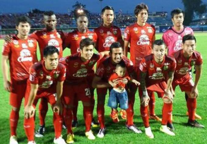 Phuket FC incapable de conquérir les anciens guerriers de Ayuthaya