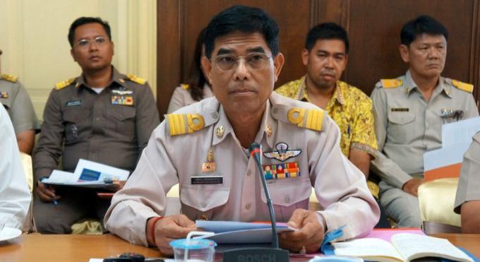 Un officiel de Phuket met le fiasco des sauveteurs sur le dos des 'procédures'