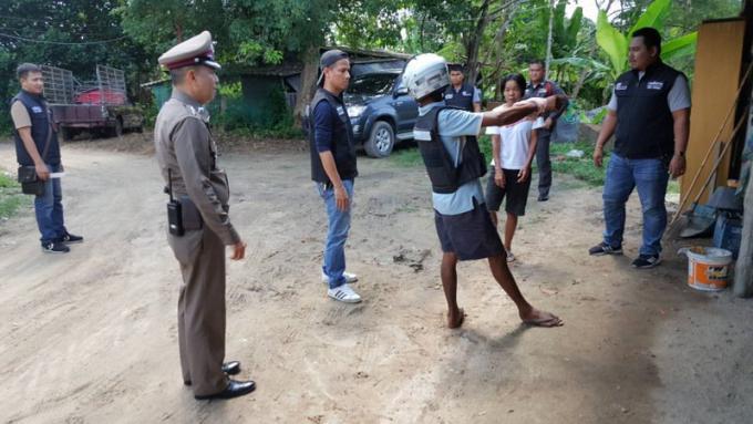 Un homme arrêté pour une tentative de viol sur sa voisine sous la menace d'un couteau