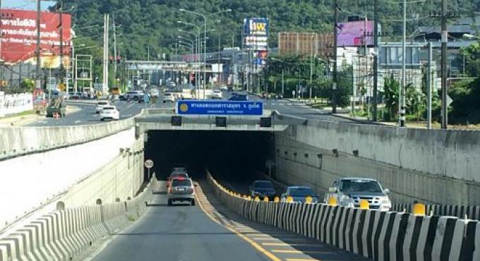 Le tunnel Darasamut fermé pour maintenance, une voie à la fois