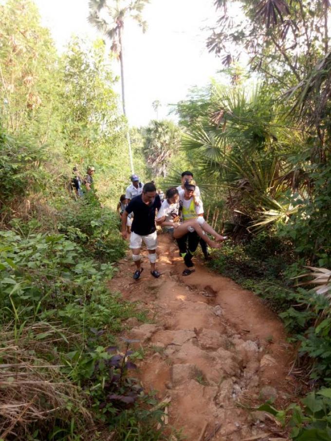 La consul général adjointe chinoise rassurée sur la sécurité des touristes à Phuket