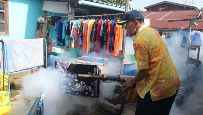 Le maire de Rawai appelle ses concitoyens à la vigilance face aux dangers de la dengue