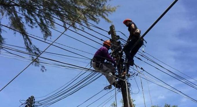 L'électricité rétablie à Patong