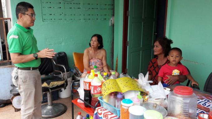 Les habitants de Phuket satisfaits de la campagne des singes