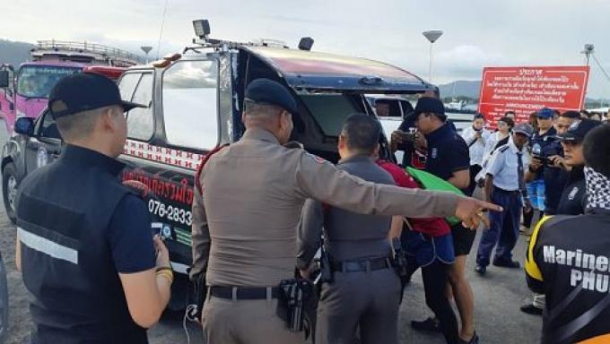 Un touriste chinois se noie, deux autres sont sauvés