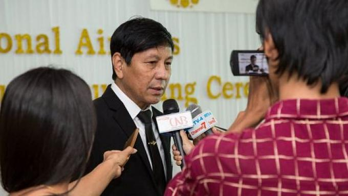 Myanmar Airlines suspend ses vols vers Phuket