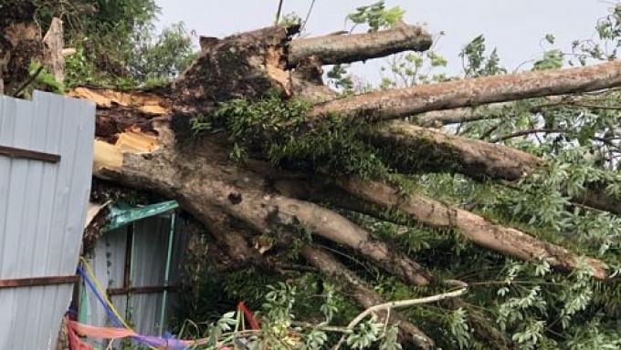 Après la tempête, Phuket éponge, le coût des dégâts grimpe