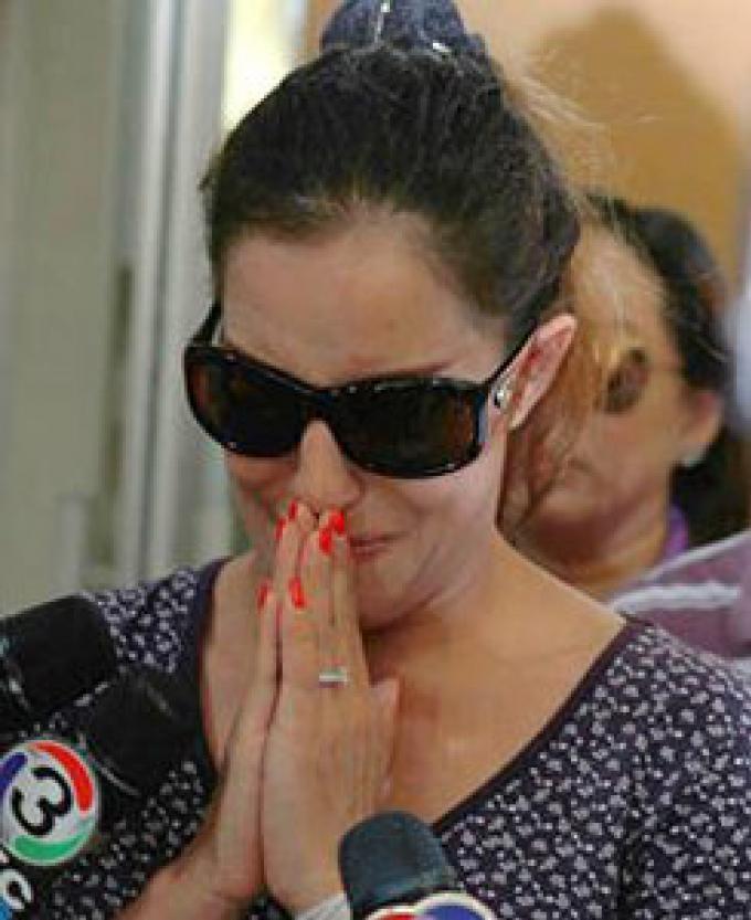 L'actrice Anna Reese accusée dans un accident causant la mort sur la CdP