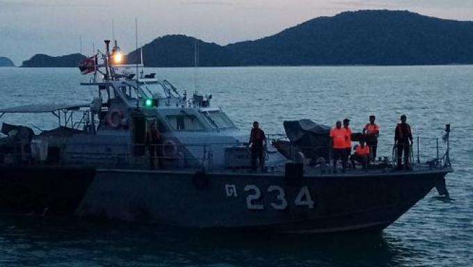 Le corps retrouvé au large de Koh Racha est bien celui d'un des pêcheurs disparus