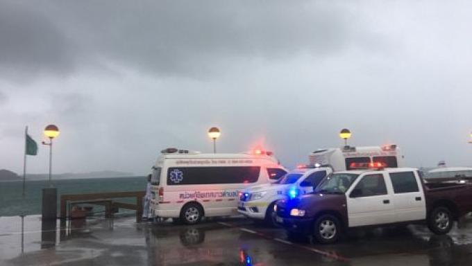 Recherches en cours après la disparition d'un jet-ski dans la tempête