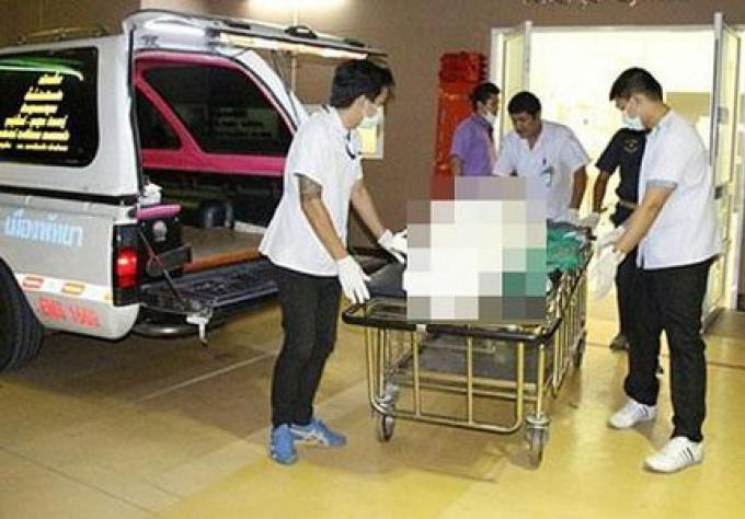 Un touriste russe battu à mort à Pattaya