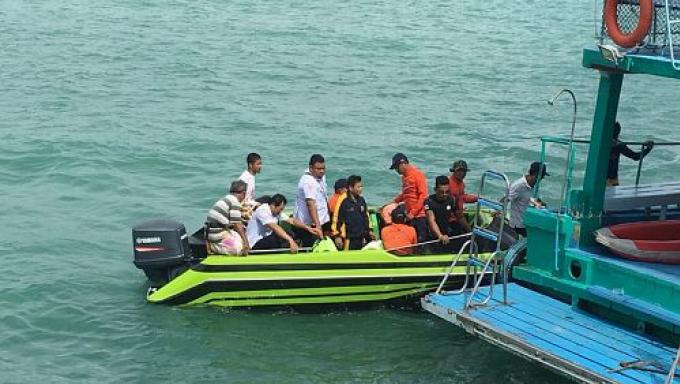 Quatrième jour de recherche pour le jet-ski disparu en mer