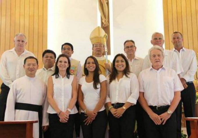 L'église Saint-Joseph de Phuket marquera son premier anniversaire en masse
