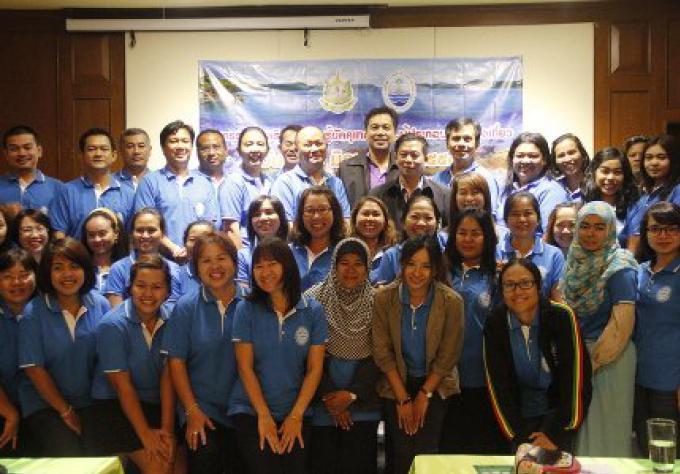 Les guides touristiques de Phuket, les opérateurs ont mis en garde: «Etre écologique, ou bien »
