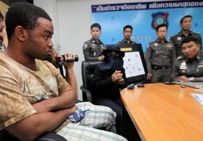 La police a arreté 26 personnes pour escroquerie sur plusieurs femmes thailandaises