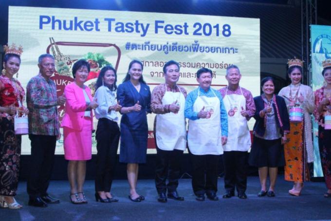 Festival du Goût à Phuket