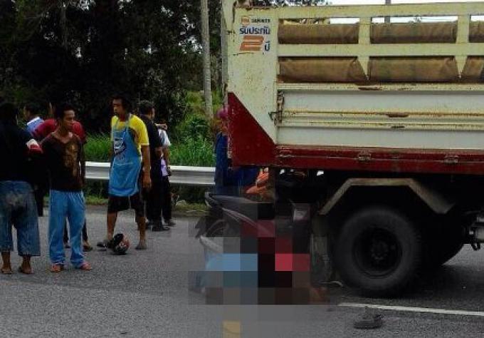 La semaine de l'horreur sur la route à grande vitesse de Phuket grimpe à six morts en cinq jours