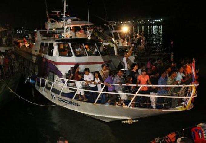 Le pilote de speed boat emprisonné pendant deux ans pour la catastrophe dans la baie qui provoqua 2