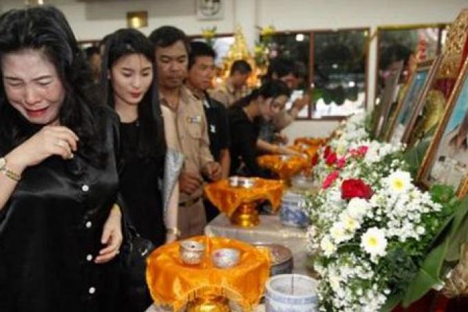 Un homme accusé dans un crash fatal à Surat Thani