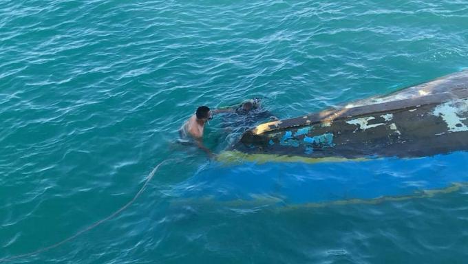 La Marine lance des recherches après la disparition de quatre pêcheurs au nord de Phuket