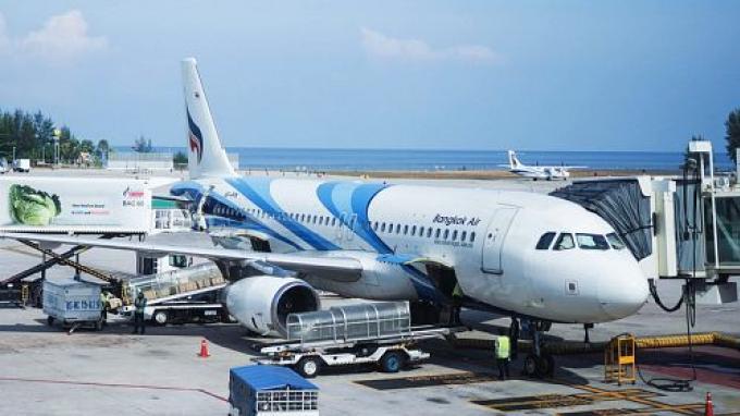 Bangkok Airways annule des vols directs Phuket-Yangon