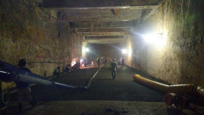 Le tunnel de Chalong toujours espéré pour Avril