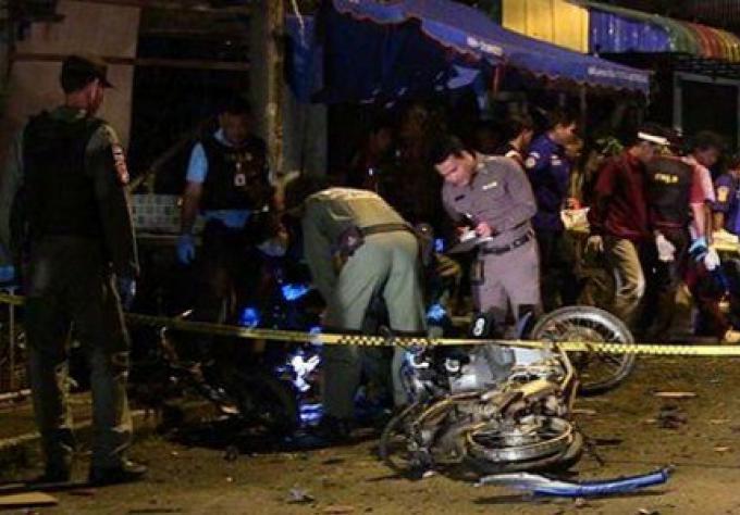 Huit attentats tuent six personnes dans le Sud de la Thaïlande