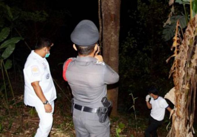 Un corps non identifié retrouvé en décoposition dans un plantation d'hévéas
