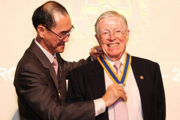 Décès de Larry Amsden, philanthrope de Phuket