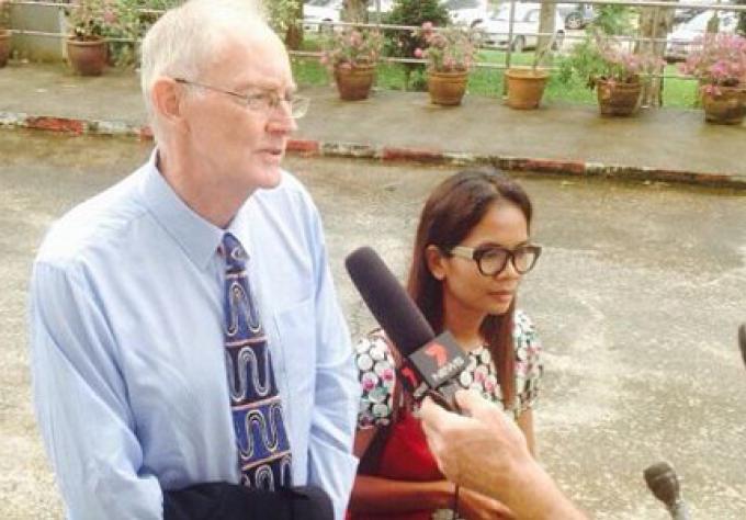Le procès des journalistes de Phuketwan a commencé hier