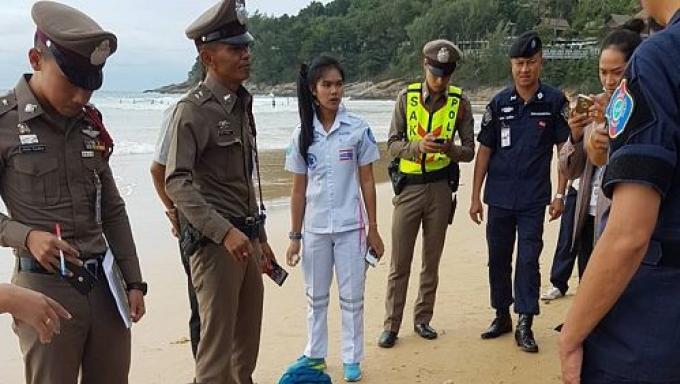 Enquête ouverte après la découverte d'un corps dérivant en mer au large de Phuket