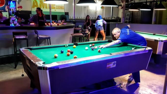 Masterclass Rawai Pool League
