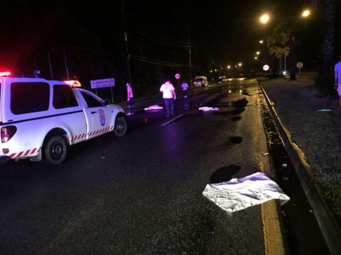 Le directeur de 'West Sands' à Mai Khao interrogé par la police après l'accident mortel de