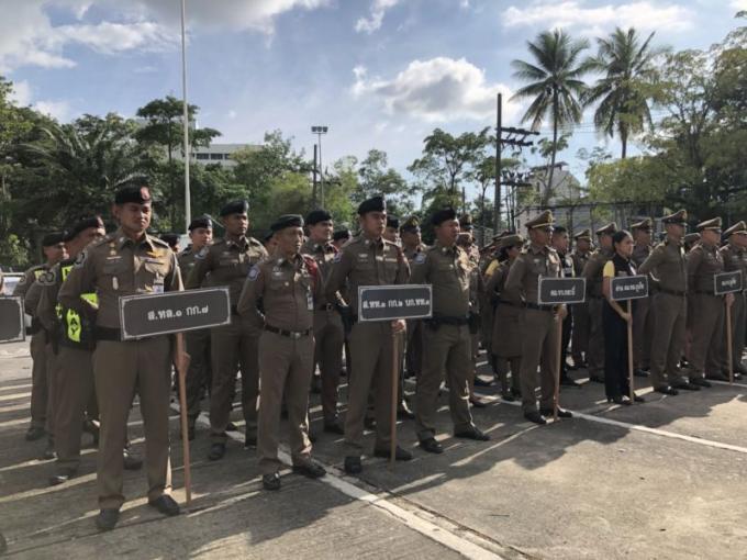 Plus de 1,000 arrestations à Phuket pendant l'Operation X-Ray Outlaw Foreigner'