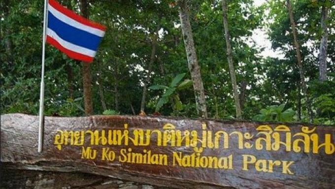 Les quotas de touristes aux Similan restent en place