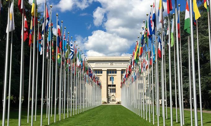 Invacio passe à l'international : La compagnie d'IA de Phuket transmet son message à l'ONU