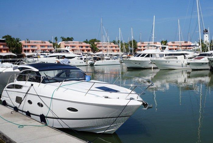 Phuket est parmi les préférés pour l' inauguration du Yacht Show de Thailande