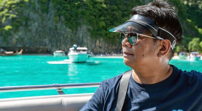 Maya Bay récupère, constatent les biologistes marin